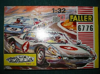 Faller Club Racing 6776 Ford GT