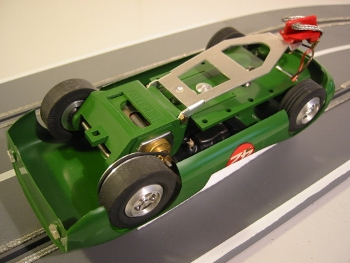 Faller Club Racing Porsche 910 Prototyp